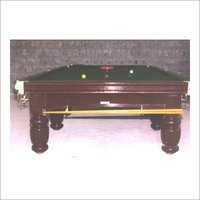 Amusement Billiards Table