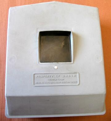 Electric Meter Cupboards