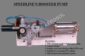Aerosol Booster Pumps