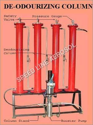 LPG De Odourizing system