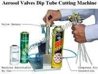 Diptube Cutting Machine
