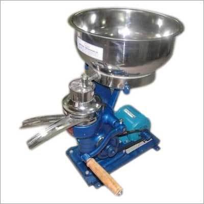 300 LPH Hand & Motor Driven Cream Separator
