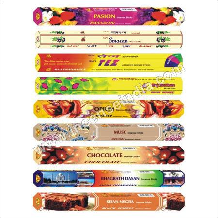Natural Perfumed Incense Sticks