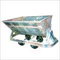 Tipping Wagon V Shape