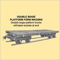 Double Bogey Platform Wagon