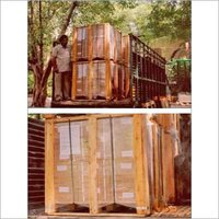 Wooden Pallets LCL Shipments