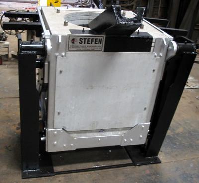 Furnace Crucible Box