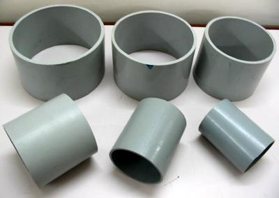 Plain PVC Pipes