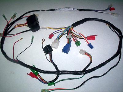 Wiring Harnesses for Automobile