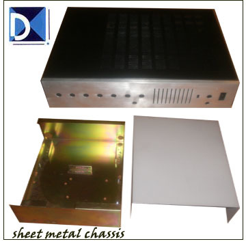 Sheet Metal Electronic Boxes