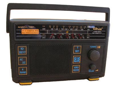 4 Cell FM Radio