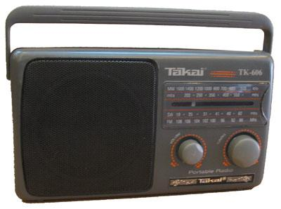 Stereo FM Radio