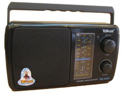 5 Band Radio