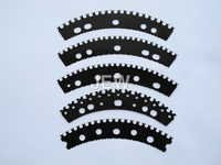 Tire Buffing Blades
