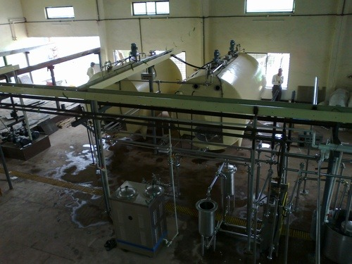 Turnkey Project for Milk Processing Plant