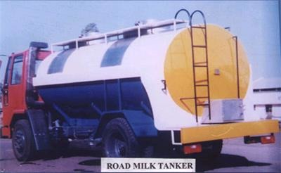Road Milk Tankers