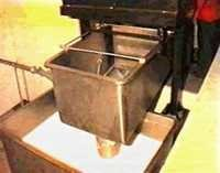 Weigh Scale with Weigh Bowl