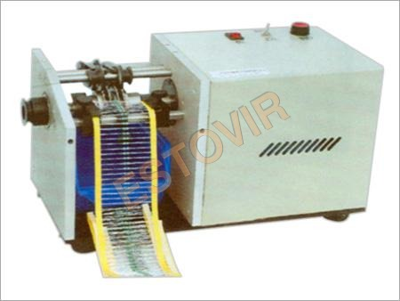 Automatic Cut And Bend Machine For Taped Redials