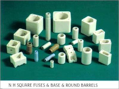 HRC Fuse Ceramic Square Bodies & Round Tubes