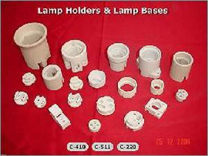 Lamp Holder Base & Bodies