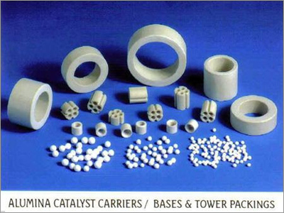Alumina Catalyst Carriers/Bases & Tower Packing