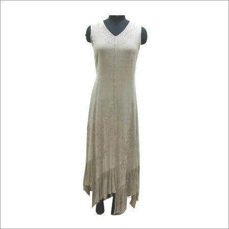 Sando Long Dress
