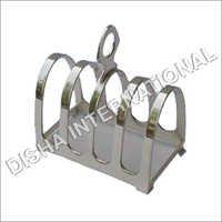 Silver Toast Rack