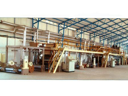 5 Ply Combined Corrugating Plant