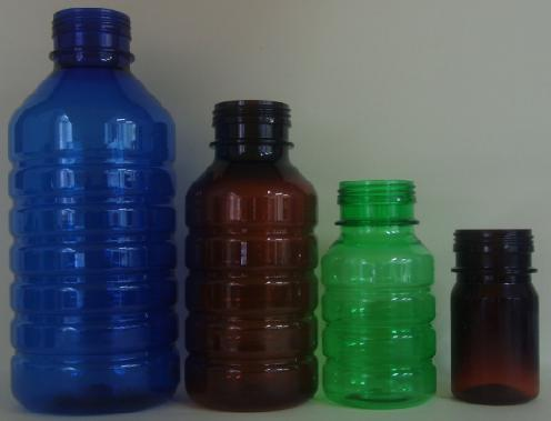 Pet Bottles For Agro Chemicals