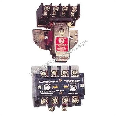 Electrical AC Contactor