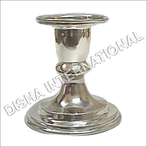 Sterling Silver Candle Stands