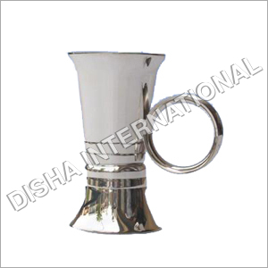 Silver Drink Glass