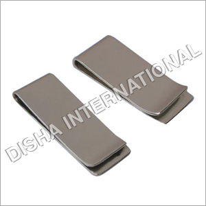 Silver Money Clips
