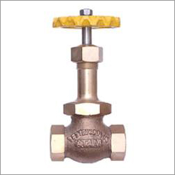 Bronze Union Bonnet Globe Valve