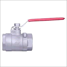 Investment Casting SS Ball Valve