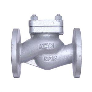 Cast Steel Horizontal Lift Check Valve