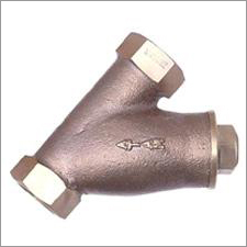 Bronze Y-Type Screwed Strainer