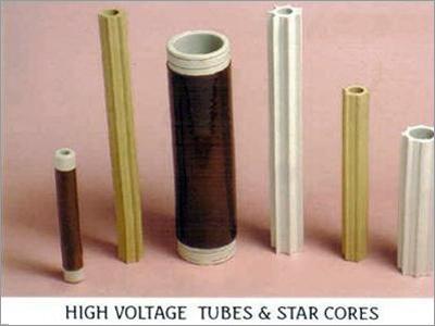 H.T. Ceramic Tubes & Star Cores