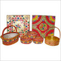Baskets with Tiffin
