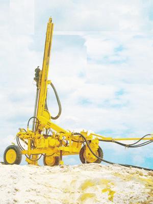 Mining, Exploration & Drilling Machinery