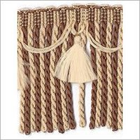 Fancy Tassel Fringes For Curtain