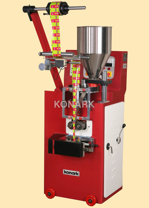 Three Side Pouch Packing Machine