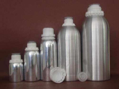 Aluminium Bottle With Tamper Proof Seal