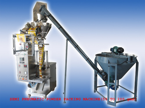 Granules & Powder Filling Machines