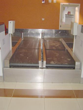 Scale Conveyor