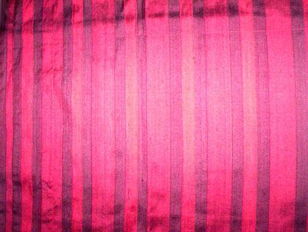 Dupion Checks Silk Fabric
