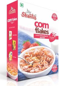 Strawberry Corn Flakes
