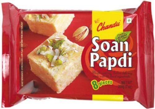 Soan Papdi & family