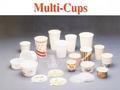 Multi Disposable Paper Cups