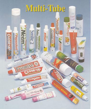 Laminated & Monolayer Plastic Tubes